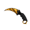 ★ Karambit | Tiger Tooth <br>(Factory New)