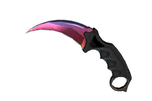Buy ★ Karambit | Fade (Factory New)