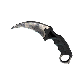 ★ StatTrak™ Karambit | Stained (Battle-Scarred)