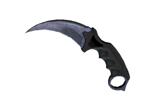 Buy ★ Karambit | Blue Steel (Field-Tested)