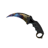 ★ Karambit | Case Hardened <br>(Battle-Scarred)