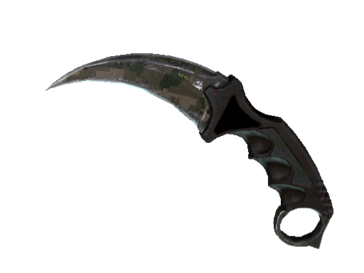 ★ Karambit | Forest DDPAT