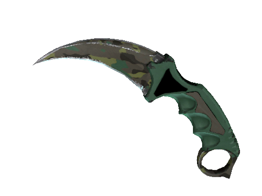 ★ Karambit | Boreal Forest Field-Tested