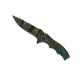★ Nomad Knife | Boreal Forest (Well-Worn)