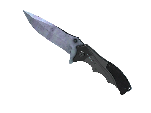 ★ StatTrak™ Nomad Knife | Blue Steel (Battle-Scarred)