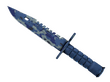 ★ M9 Bayonet Bright Water