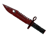 ★ M9 Bayonet | Crimson Web (Field-Tested)