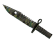 ★  M9 Bayonet Boreal Forest