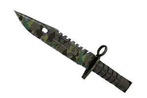 M9 Bayonet Boreal Forest Field Tested