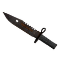 ★ M9 Bayonet | Rust Coat (Battle-Scarred)