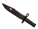 ★ M9 Bayonet | Rust Coat