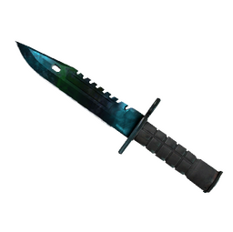 ★ StatTrak™ M9 Bayonet | Gamma Doppler (Factory New)