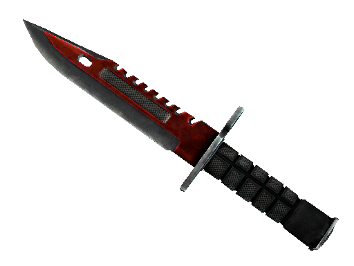 ★ M9 Bayonet | Autotronic (Battle-Scarred)