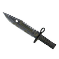 ★ StatTrak™ M9 Bayonet | Safari Mesh <br>(Battle-Scarred)