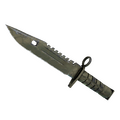 ★ M9 Bayonet | Safari Mesh <br>(Well-Worn)