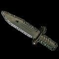 ★ StatTrak™ M9 Bayonet | Safari Mesh <br>(Minimal Wear)