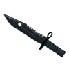 ★ M9 Bayonet | Night <br>(Well-Worn)
