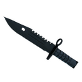 ★ StatTrak™ M9 Bayonet | Night <br>(Minimal Wear)