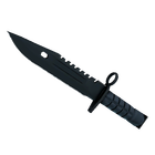 ★ StatTrak™ M9 Bayonet | Night (Minimal Wear)