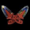 ★ StatTrak™ Shadow Daggers | Marble Fade <br>(Factory New)