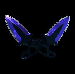 ★ Shadow Daggers | Doppler (Minimal Wear)