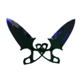★ Shadow Daggers | Doppler <br>(Minimal Wear)