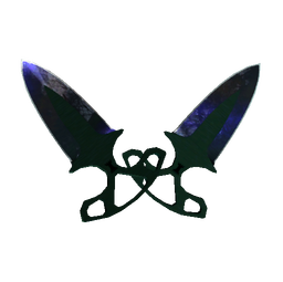 ★ StatTrak™ Shadow Daggers | Doppler (Factory New)