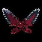 ★ StatTrak™ Shadow Daggers | Doppler (Factory New)