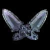 ★ StatTrak™ Shadow Daggers | Blue Steel <br>(Battle-Scarred)