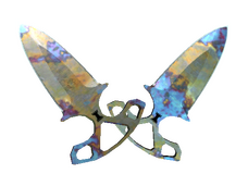 Skin Shadow Daggers | Case Hardened