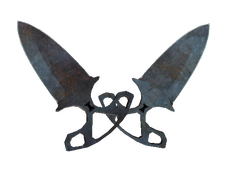 Skin Shadow Daggers | Rust Coat