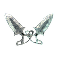 ★ Shadow Daggers | Stained <br>(Battle-Scarred)