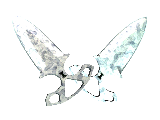 ★ Shadow Daggers   Stained