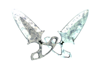 ★ Shadow Daggers | Stained (Field-Tested)