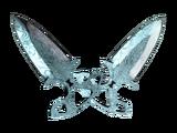 ★ Shadow Daggers | Damascus Steel (Field-Tested)