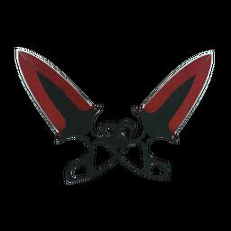 ★ StatTrak™ Shadow Daggers   Crimson Web (Field-Tested)