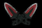 ★ Shadow Daggers | Crimson Web (Factory New)