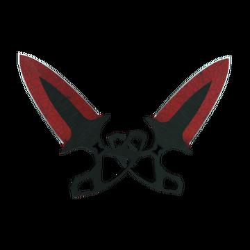 Shadow Daggers   Crimson Web