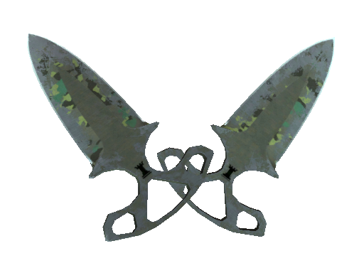Shadow Daggers | Boreal Forest Battle-Scarred