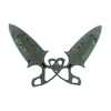 ★ Shadow Daggers | Boreal Forest <br>(Battle-Scarred)