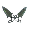 ★ StatTrak™ Shadow Daggers | Boreal Forest <br>(Battle-Scarred)
