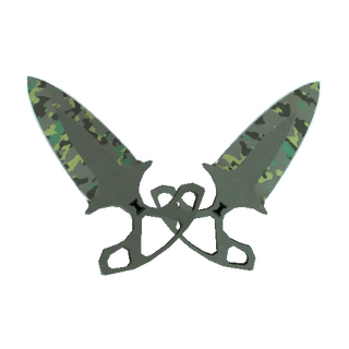 ★ StatTrak™ Shadow Daggers | Boreal Forest (Field-Tested)