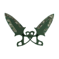 ★ Shadow Daggers | Forest DDPAT <br>(Minimal Wear)