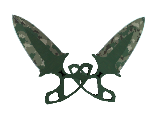 Shadow Daggers | Forest DDPAT