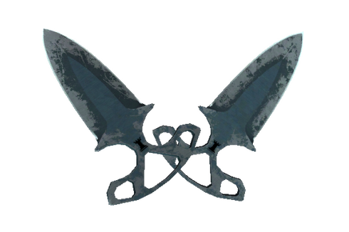 ★ Shadow Daggers   Night (Battle-Scarred) Prices