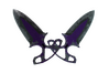 ★ Shadow Daggers | Ultraviolet (Battle-Scarred)