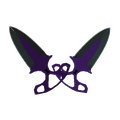 ★ Shadow Daggers | Ultraviolet <br>(Field-Tested)