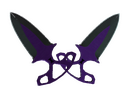 ★ Shadow Daggers | Ultraviolet