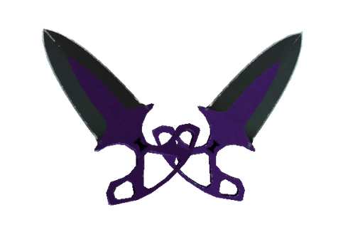 ★ Shadow Daggers | Ultraviolet (Field-Tested) Prices