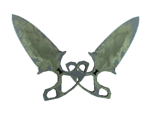 Shadow Daggers | Safari Mesh Battle-Scarred